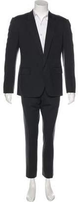 Lanvin Wool-Blend Two-Button Suit