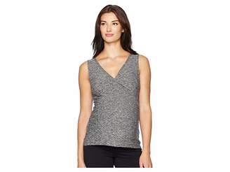 Beyond Yoga Nursing Cross-Over Tank Top