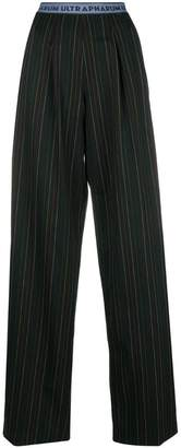 Marco De Vincenzo 'Ultrapharum' pinstripe trousers