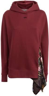 e5824c5e93bd Off-White Red Women s Sweatshirts - ShopStyle