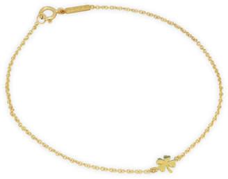 Jennifer Meyer Mini Clover Bracelet