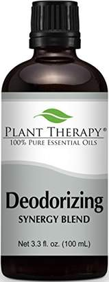 Blend of America Plant Therapy Deodorizing Synergy Essential Oil  of: Palmarosa