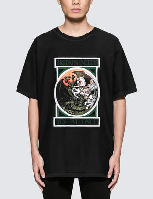 Dragon Optical Represent George And The S/S T-Shirt