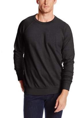 Soffe Men's French Terry Crew Sweatshirt