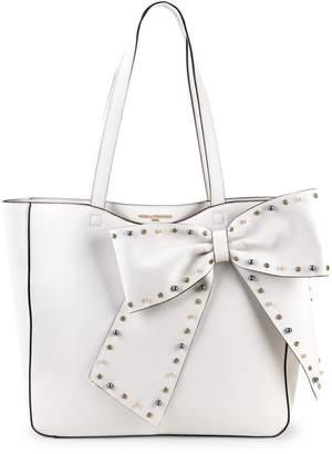 Karl Lagerfeld Paris Embellished Bow Tote