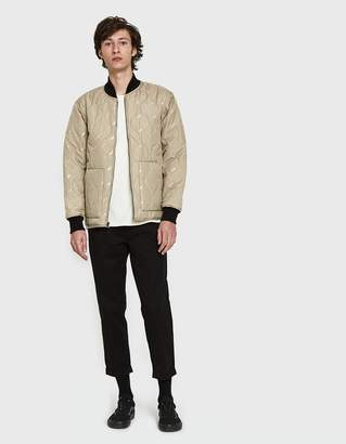 Stussy Work Jacket in Tan