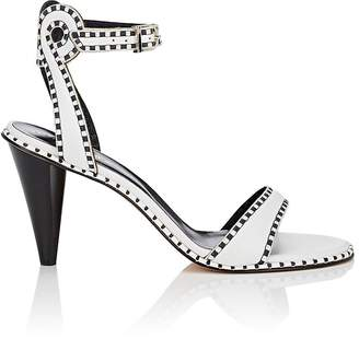 Derek Lam Women's Aden Leather Ankle-Strap Sandals