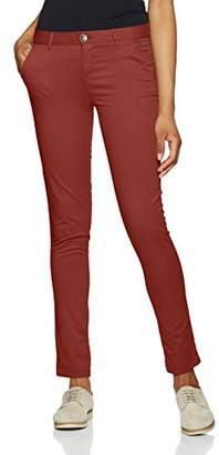 DDP Women's F7CHOGS3 Trousers, (Ocre Rouge)