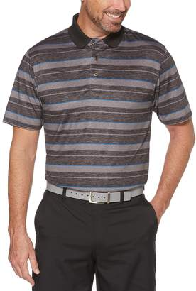 Equipment Men's Grand Slam On Course Printed Stripe Polo