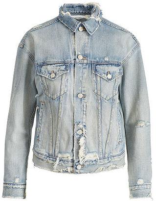 Ralph Lauren Denim & Supply Denim Boyfriend Trucker Jacket $145 thestylecure.com