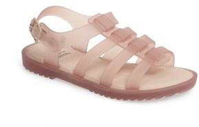Girl's Mini Melissa 'Flox' Sandal $65 thestylecure.com