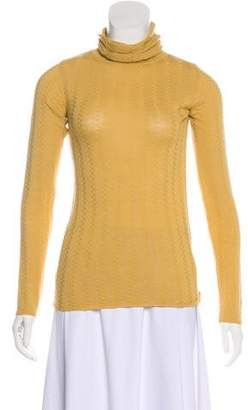 Creatures of the Wind Virgin Wool Long Sleeve Turtleneck