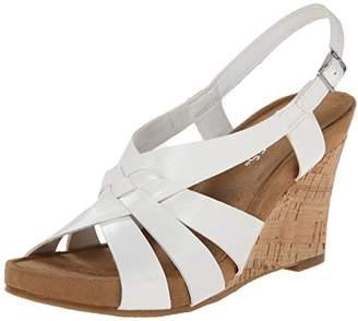 Aerosoles Women's Guava Plush Wedge Sandal