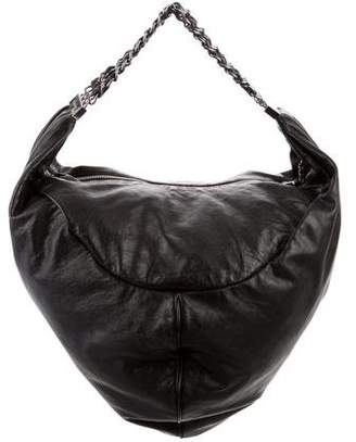 Chanel Rock & Chain Hobo