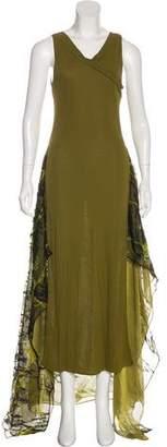 Kenzo Vintage Maxi Dress