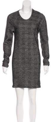 Forme d'Expression Wool-Blend Dress