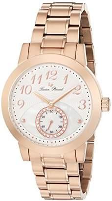 Lucien Piccard Women's LP-40002-RG-22 Garda Rose Gold-Tone Stainless Steel Watch