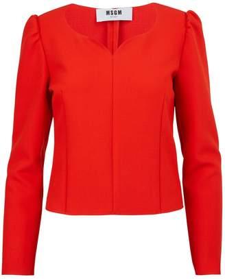 MSGM Blusa blouse