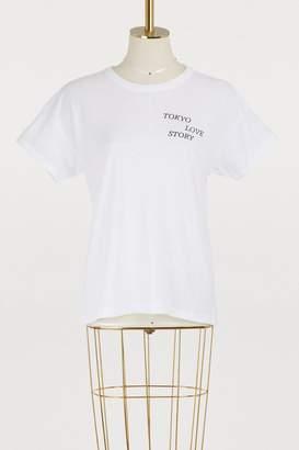 "Rag & Bone T-shirt ""Tokyo Love Story"""