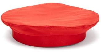 Ruslan Baginskiy Satin Beret - Womens - Red