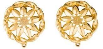 Givenchy Celestial Clip-On Earrings