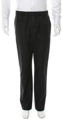Vince Wool-Blend Flat Front Pants w/ Tags