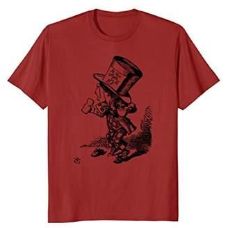 Big Texas Alice in Wonderland - Mad Hatter Hastily T-Shirt