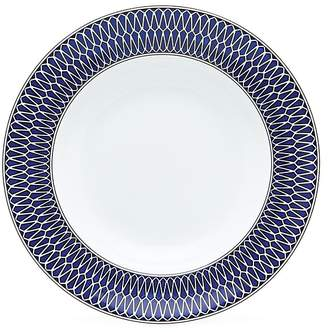 Bloomingdale's Royal Limoges Blue Star Rimmed Soup Plate