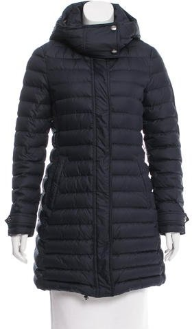 Burberry Brit Down Puffer Coat