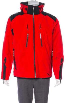 Spyder Woven Insulation Jacket