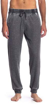 Daniel Buchler Acid Wash Fleece Pants