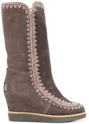 Mou Eskimo French Toe boots