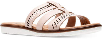Clarks Collection Women's Kele Willow Sandals Women's Shoes