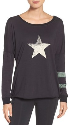 Women's Free People Tate Tribute Tee $58 thestylecure.com