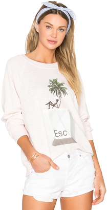 Wildfox Couture x REVOLVE Tropical Escape Sommers Sweater $108 thestylecure.com