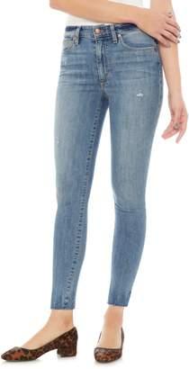 Joe's Jeans Charlie Raw Hem Ankle Skinny Jeans