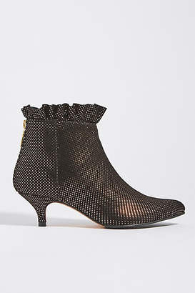Emma.Go Emma Go Noelle Ruffled Ankle Boots