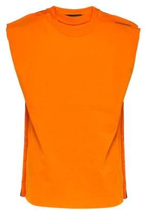 Y/Project Multi Layered Cotton Tank Top - Mens - Orange