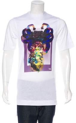 Y-3 x Adidas Alien Longline T-Shirt