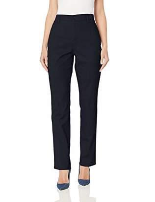 3b7e7b4ed6405 Gloria Vanderbilt Women's Amanda Polished Trouser Pant