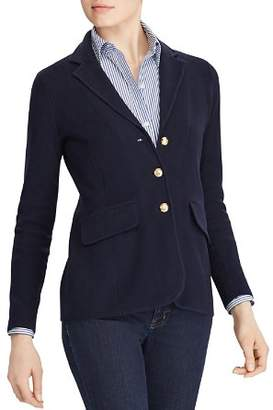 Ralph Lauren Knit Sweater Blazer