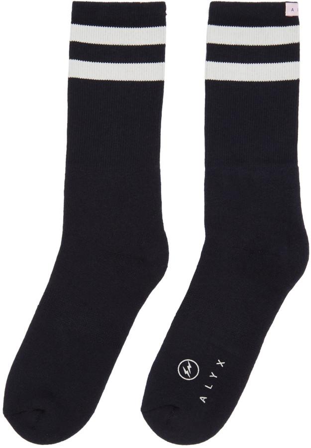 Alyx Navy fragment Edition Socks 2