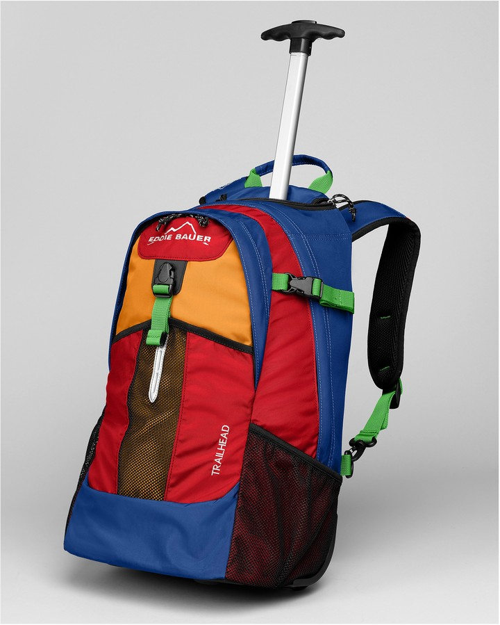 Eddie Bauer Rolling Trailhead Backpack