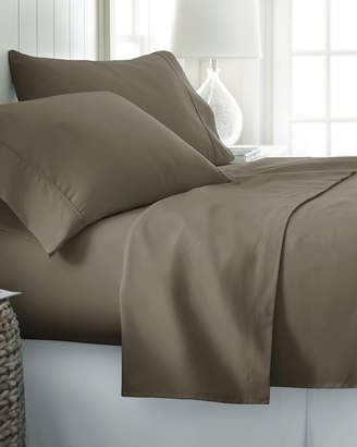 Ultrasoft Ienjoy Home Ultra-Soft 4-Piece Bed Sheet Set, California King