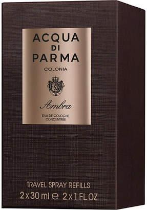 Acqua di Parma Colonia ambra travel spray refill 2x30ml