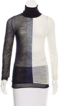 Celine Wool Knit Turtleneck