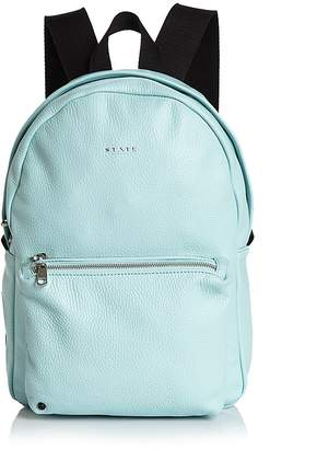 STATE Lorimer Mini Leather Backpack