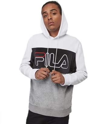 Fila Men's Baggio Velour Hoody Shirt