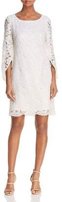 Nanette Lepore nanette Tulip-Sleeve Lace Dress