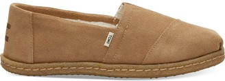 Toffee Suede Crepe Women's Classics